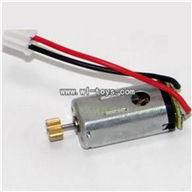 SH 6050-parts-16 Main motor with shaft and gear SH6050 RC helicopter parts sanhuan 6050 helikopter Accessories,sanlianhuan 6050 toys