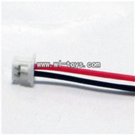 SH 6050-parts-19 Connect wire for the tail motor SH6050 RC helicopter parts sanhuan 6050 helikopter Accessories,sanlianhuan 6050 toys