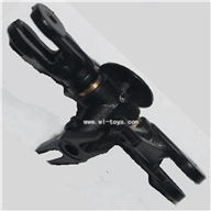 SH 6050-parts-21 Main grip holder & Main shaft head & Pin & Bearing & Other parts together SH6050 RC helicopter parts sanhuan 6050 helikopter Accessories,sanlianhuan 6050 toys