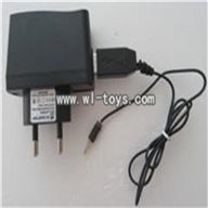 SH 6050-parts-31 Charger with USB SH6050 RC helicopter parts sanhuan 6050 helikopter Accessories,sanlianhuan 6050 toys