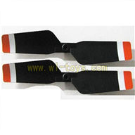 FX037-helicopter-parts-04 Tail blade(2pcs) Feilun FX037 rc helicopter parts FX 037 helikopter Accessories