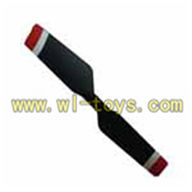 FX037-helicopter-parts-05 Tail blade(1pcs) Feilun FX037 rc helicopter parts FX 037 helikopter Accessories