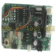 FX037-helicopter-parts-12 Circuit board FX037 rc helicopter parts FX 037 helikopter Accessories