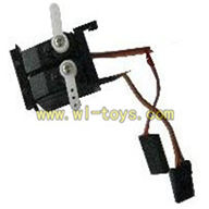 FX037-helicopter-parts-24 SERVO feilun FX037 rc helicopter parts FX 037 helikopter Accessories