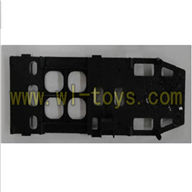 FX037-helicopter-parts-28 Lower main frame feilun FX037 rc helicopter parts FX 037 helikopter Accessories