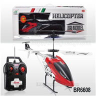 Borong BR6108 RC Helicopter and Parts BR 6108 toys model helikopter Accessories