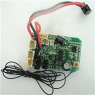 BR6608-parts-13 Circuit board BORONG BR6608 RC Helicopter Parts BR 6608 toys model helikopter Accessories