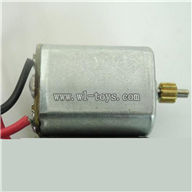 BR6608-parts-18 Main motor with short shaft and gear BORONG BR6608 RC Helicopter Parts BR 6608 toys model helikopter Accessories