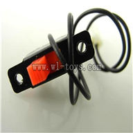 BR6608-parts-37 Switch with wire and plug BORONG BR6608 RC Helicopter Parts BR 6608 toys model helikopter Accessories