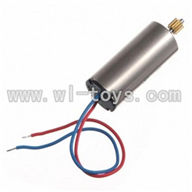 WL V911-32 Main motor with shaft and gear WLtoys V911 WL V911-1 RC Helicopter Spare Parts WL Toys rc model