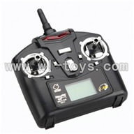 WL V911-35 2.4G remote control for WL V939 V929 V949 WLtoys V911-1 RC Helicopter Spare Parts WL Toys rc model