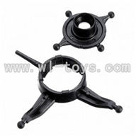 WL V911-44 Turntable Cover Swashplate (2pcs) WLtoys V911-1 RC Helicopter Spare Parts WL Toys rc model