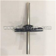 S39-parts-08 Main Shaft Assembly with lower main blade grip SYMA S39 RC helicopter Spare Parts Syma TOYS model