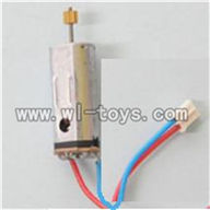 S39-parts-14 Main motor A with long shaft and gear SYMA S39 RC helicopter Spare Parts Syma TOYS model