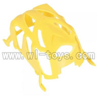 Wltoys V272-parts-03 Cover Yellow WLTOYS V272 Quadcopter UFO WL V272 rc helicopter Spare-Parts WL toys model mini