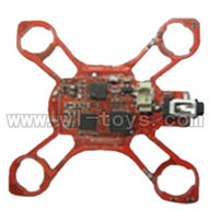 Wltoys V272-parts-05 Receiver Board WLTOYS V272 Quadcopter UFO WL V272 rc helicopter Spare-Parts WL toys model mini
