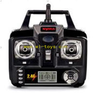 S37-parts-17 Transmitter SYMA X37 helicopter Syma X37 rc helicopter parts SYMARC X37 TOYS model