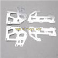 S37-parts-30 Alunimium Sheets(4pcs) SYMA X37 helicopter Syma X37 rc helicopter parts SYMARC X37 TOYS model