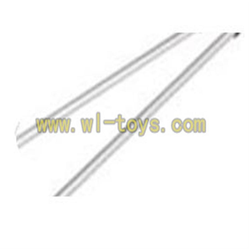 S37-parts-34 Support pipe(2pcs) SYMA X37 helicopter Syma X37 rc helicopter parts SYMARC X37 TOYS model