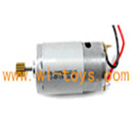 G.T.MODEL GT QS8006 rc helicopter Spare parts QS 8006 Accessories-018 Main Motor with short shaft(Motor B)
