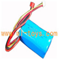 G.T.MODEL GT QS8006 rc helicopter Spare parts QS 8006 Accessories QS8006-022 Lithium Batteries