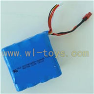 G.T.MODEL HELICOPTER GT toys QS 8008 rc helicopter Spare parts QS8008-helicopter-06-parts Battery 14.8V 3000MAH