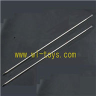 G.T.MODEL HELICOPTER GT toys QS 8008 rc helicopter Spare parts QS8008-helicopter-14-parts Support pipe(2pcs)