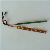 G.T.MODEL HELICOPTER GT toys QS 8008 rc helicopter Spare parts QS8008-helicopter-43-parts Led light(2pcs)