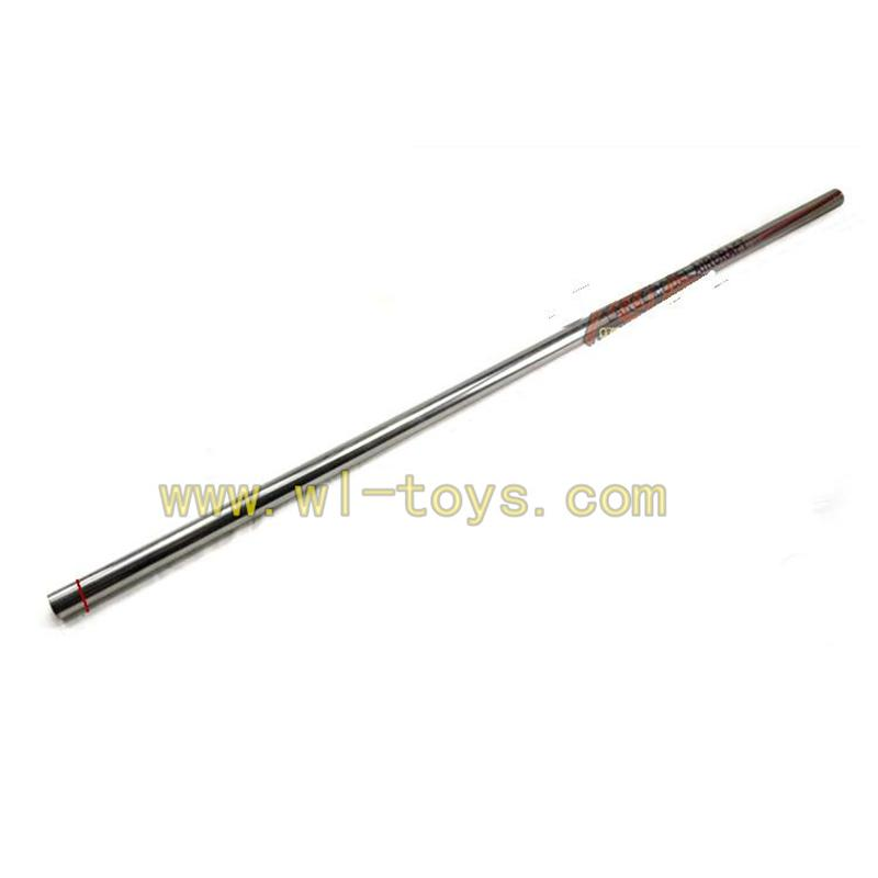 G.T.MODEL HELICOPTER GT toys QS 8008 rc helicopter Spare parts QS8008-helicopter-46-parts Long tail pipe
