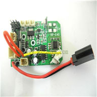 FX078-parts-17 Circuit board,Receiver board Feilun toys FX078 rc helicopter Spare parts FX 078 model Accessories