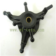 FX078-parts-25 Swashplate Feilun toys FX078 rc helicopter Spare parts FX 078 model Accessories