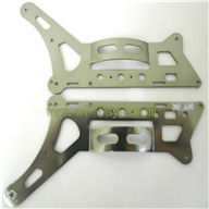 FX078-parts-31 Main metal frame A(2PCS) frame Feilun toys FX078 rc helicopter Spare parts FX 078 model Accessories