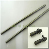 FX078-parts-36 Support pipe with fixtures Feilun toys FX078 rc helicopter Spare parts FX 078 model Accessories