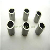 FX078-parts-43 Limit metal pipe(6pcs) Feilun toys FX078 rc helicopter Spare parts FX 078 model Accessories
