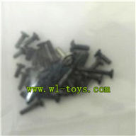 FX078-parts-47 Screws Feilun toys FX078 rc helicopter Spare parts FX 078 model Accessories
