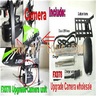 FX078 Camera unit-Upgrade parts-FX078 Helicopter Camera Unit Feilun toys FX078 rc helicopter Spare parts