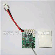 WLtoys v977-parts-08 Circuit board WLtoys V977 rc helicopter Parts Wl toys V977 Model helikopter Accessories