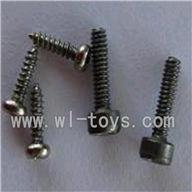 WLtoys v977-parts-21 Screws WLtoys V977 rc helicopter Parts Wl toys V 977 Model helikopter Accessories