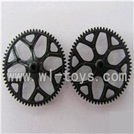 WLtoys V930-parts-05 Main gear(2PCS) WLtoys V930 rc helicopter Spare parts WL toys V930 helikopter model Accessories