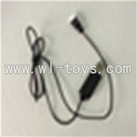 SYMA-X4-parts-17 USB Charge Cable SYMA X4 Quadrocopter SYMARC X4 TOYS model and Syma X4 rc helicopter parts
