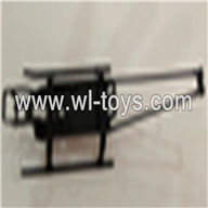 SYMA-F4-parts-05 Landing Skid SYMA F4 rc helicopter Spare parts SYMA TOYS model F4 helikopter Accessories