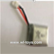 SYMA-F4-parts-18 Battery SYMA F4 rc helicopter Spare parts SYMA TOYS model F4 helikopter Accessories