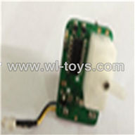 SYMA-F4-parts-19 PCB Board SYMA F4 rc helicopter Spare parts SYMA TOYS model F4 helikopter Accessories