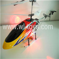 BORONG BR6098T RC Helicopter and Parts BR 6098T toys model helikopter Accessories