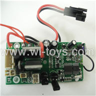 BR6098T-parts-18 Circuit board BORONG BR6098T RC Helicopter Parts BR 6098T toys model helikopter Accessories