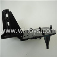 BR6098T-parts-26 Lower main body frame BORONG BR6098T RC Helicopter Parts BR 6098T toys model helikopter Accessories