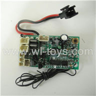 BR6308-parts-24 Circuit board BORONG BR6308 RC Helicopter Parts BR 6308 toys model helikopter Accessories