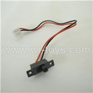 BR6308-parts-25 Switch with wire BORONG BR6308 RC Helicopter Parts BR 6308 toys model helikopter Accessories