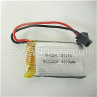 BR6308-parts-26 Battery BORONG BR6308 RC Helicopter Parts BR 6308 toys model helikopter Accessories