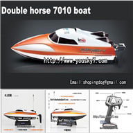 Double Horse 7010 rc boat,shuangma 7010 boat parts DH 7010 model-Boat-all